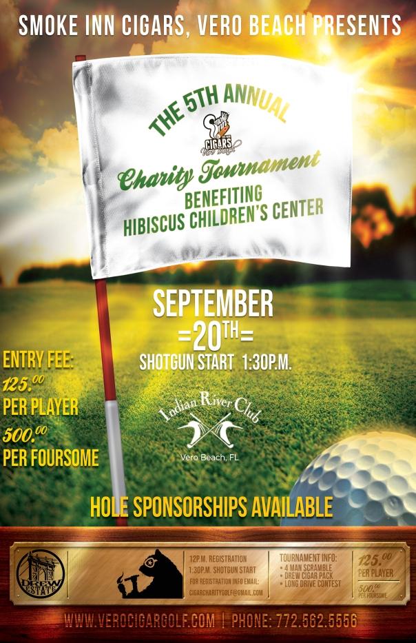 5th Annual Tournament 11x17
